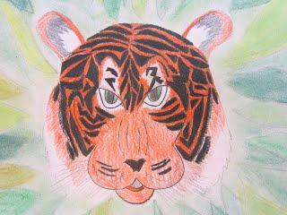 8th Grade Artist Hannah Etter