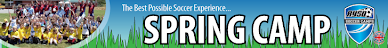 AYSO Soccer Camp logo