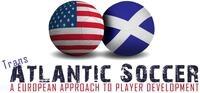Transatlantic Soccer Logo