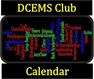 D.C. Everest Middle School Calendar