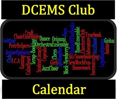 D.C. Everest Middle School Calendar