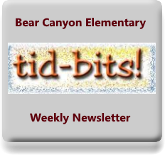 BCE Weekly Newsletter