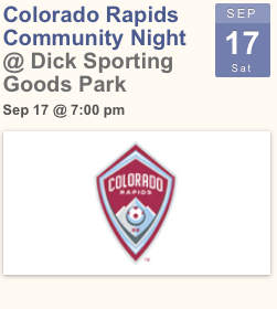http://www.dcefcolo.org/event/colorado-rapids-community-night/?instance_id=94
