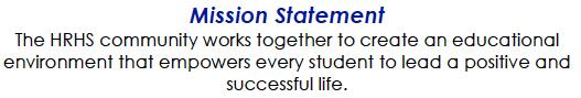 Mission Statement Small
