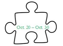 eLearning Oct. 20 - Oct.30th