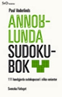 Paul Vaderlinds annorlunda Sudokubok