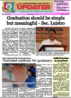 2015 Graduation Special Edition
