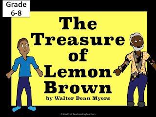 Treasure of Lemon Brown - Willis/Barnes