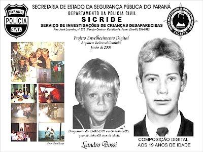 Leandro Bossi Desaparecidos do Brasil