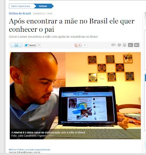 Desaparecidos do Brasil Doron Levner Israel