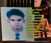 George Teixeira 23 anos