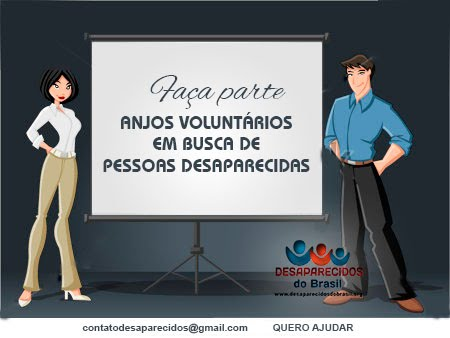 anjos voluntários