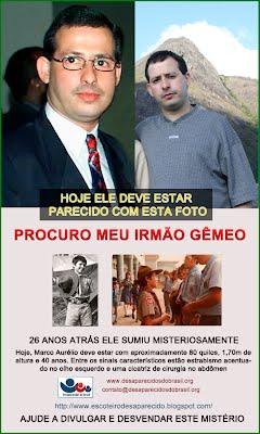 Marco Aurélio  Desaparecidos do Brasil