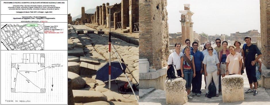 Pompei Rete GPS