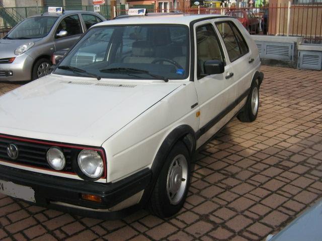 Modelli Volkswagen Depoca Golf Syncro Vendita