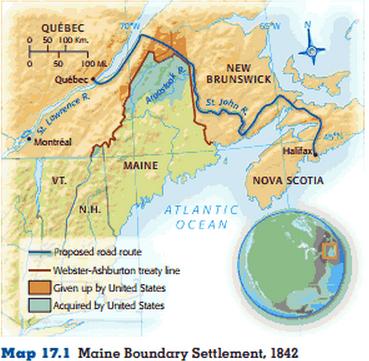 Important Maps AP US History ExpansionPreCivil War - Ap map of us