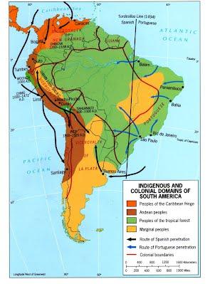 Movement BrazilLaceyWright - Brazil south america map