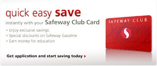 Safeway Club Card - Backup