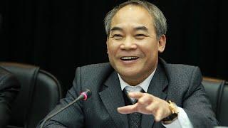 Thứ trưởng Bộ Giáo dục và đào tạo Nguyễn Vinh Hiển