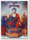 Shakyamuni Buddha and his students pictures