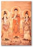 Mahastamaprapta Bodhisattva - Amitabha Buddha - Gwan Shr Yin Bodhisattva pictures