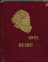 1951 Dora Yearbook
