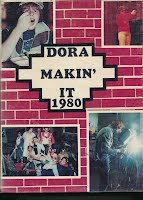 1980 Dora Yearbook