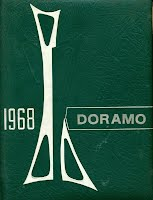 1968 Dora Yearbook