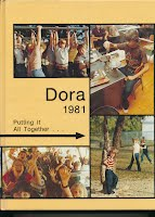 1981 Dora Yearbook