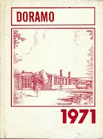 1971 Dora Yearbook