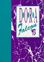 1993 Dora Yearbook