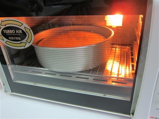 戚風蛋糕、花生糖製作