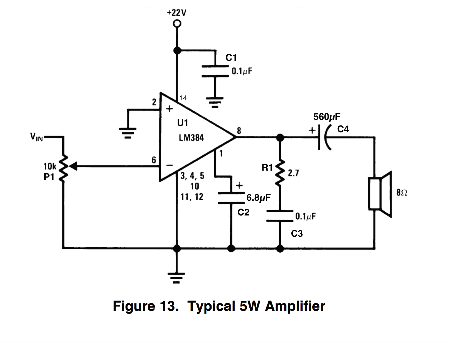 5 Watt Amplifier Circuit Diagram Wiring The 30 Watts Rms Integrated Projects Using Cheap Transistors Step 2 Htec Thompson5 4