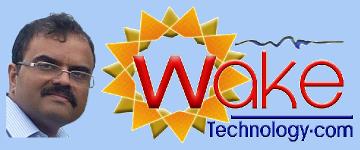 Wake-Technology Logo