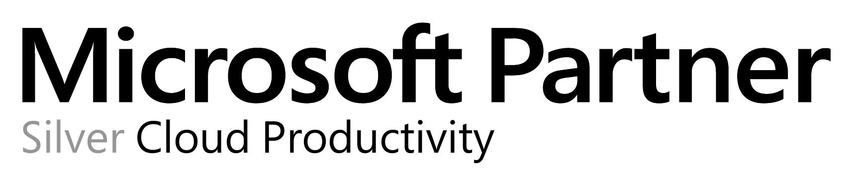Microsoft Partner - Silver Cloud Productivity