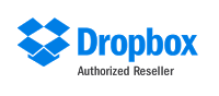 Dropbox Authorised Reseller