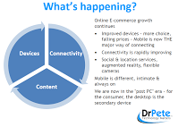 Mobile Commerce - What's Happening?