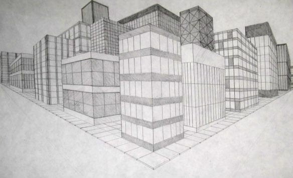 2 Point Perspective - Mr Gast's Art