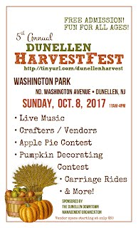 harvest festival 2017 poster dunellen nj