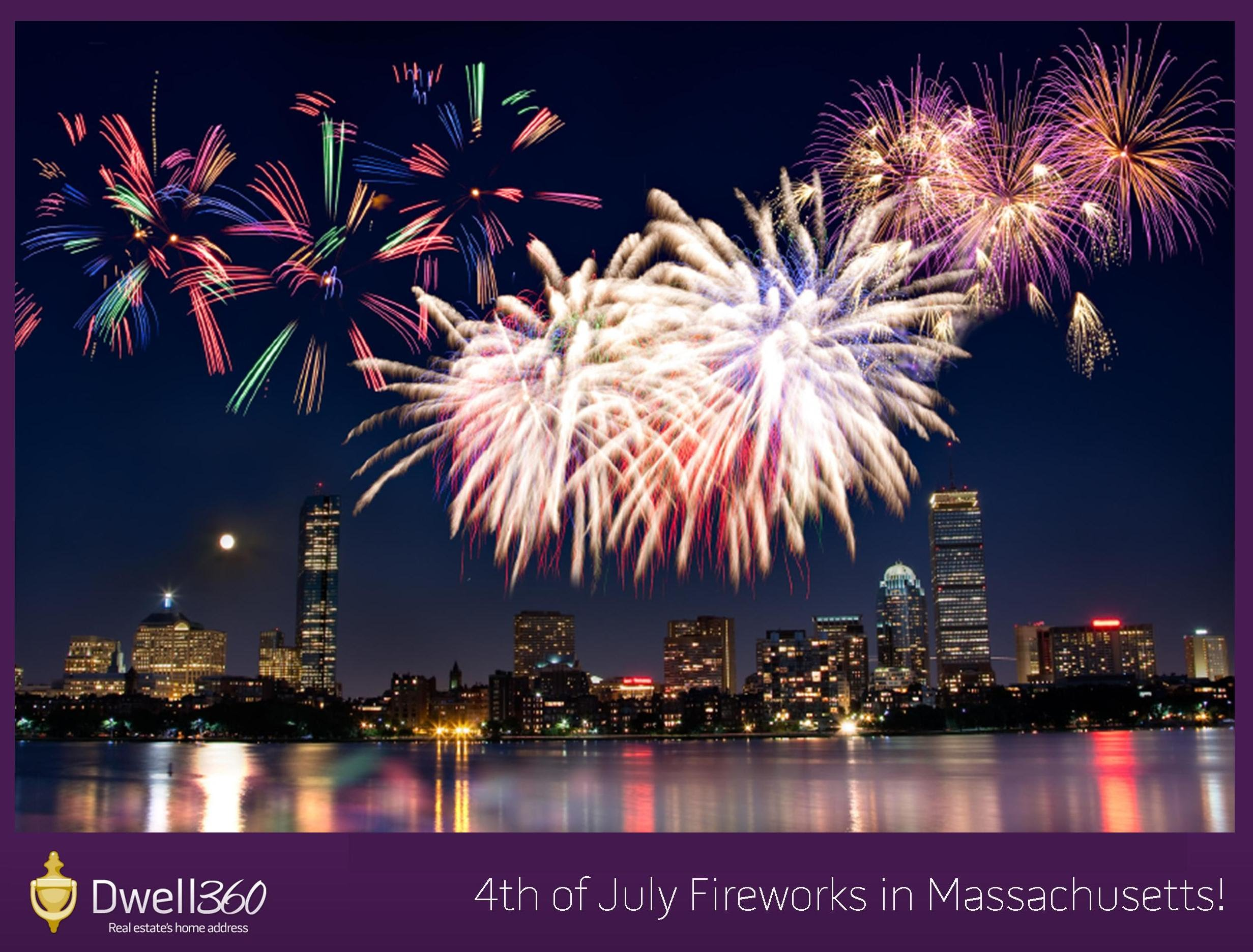 When and where to watch 4th of July Fireworks 2014