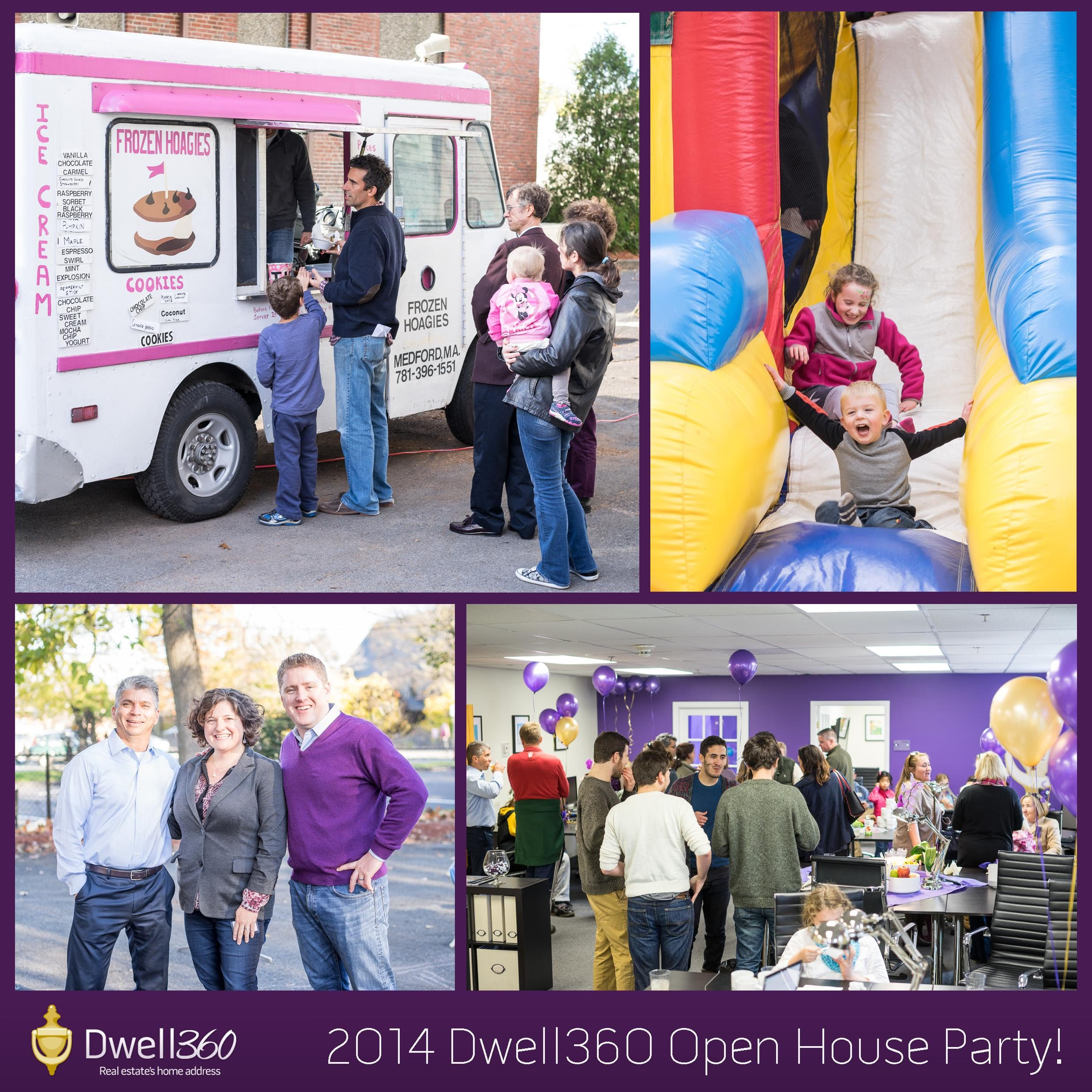 Dwell360 Real Estate's Big Annual Open House! 2014