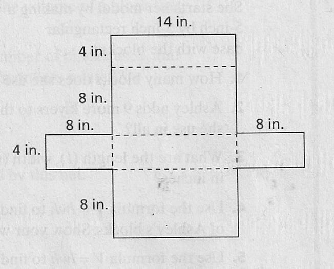 Online Lessons for Math Jane Brileys Student Site – Surface Area of a Prism Worksheet