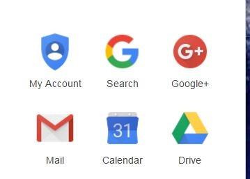 Google selection
