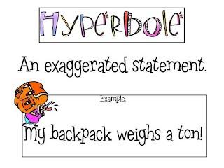 20 examples of hyperbole