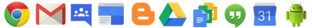 Google Apps para el Trabajo y la Educación