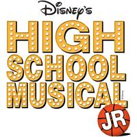 Show logo for High School Musical Jr.