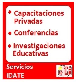 Servicios del IDATE