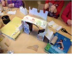 Bygg och konstruktion - Naturvetenskap och Teknik i förskolan