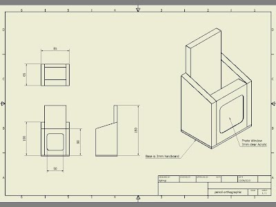 technical drawing dgs technologies