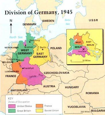 Yalta And Potsdam Conferences History